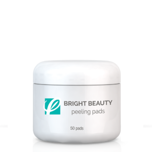 Private Label Bright Beauty Peeling Pads