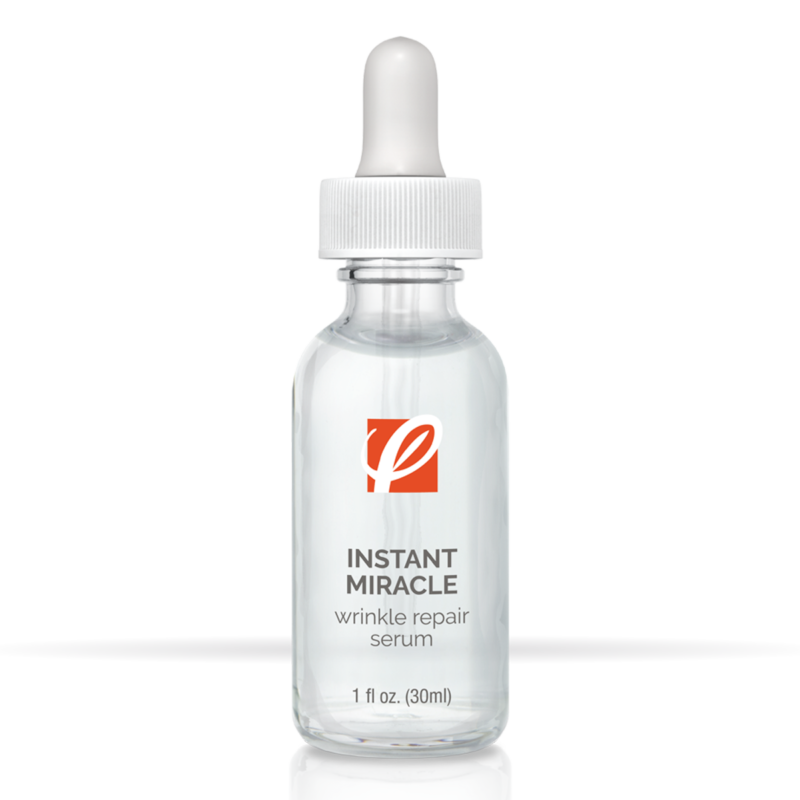 Private Label Instant Miracle Wrinkle Repair Serum