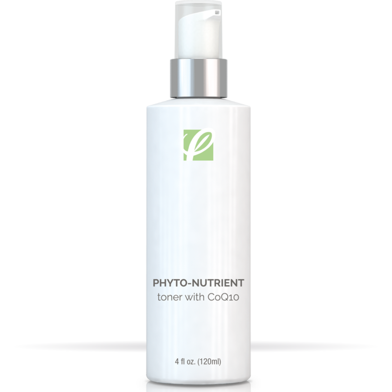 Private Label Phyto-Nutrient Toner with COQ10