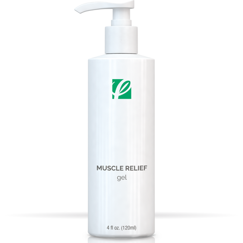 Private Label Muscle Relief Gel