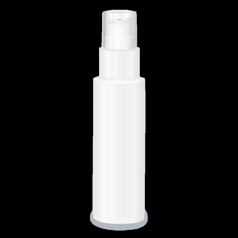 Private Label Packaging Jade PETG bottle