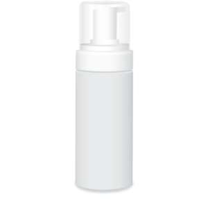 Private Label Packaging Foamer Bottle