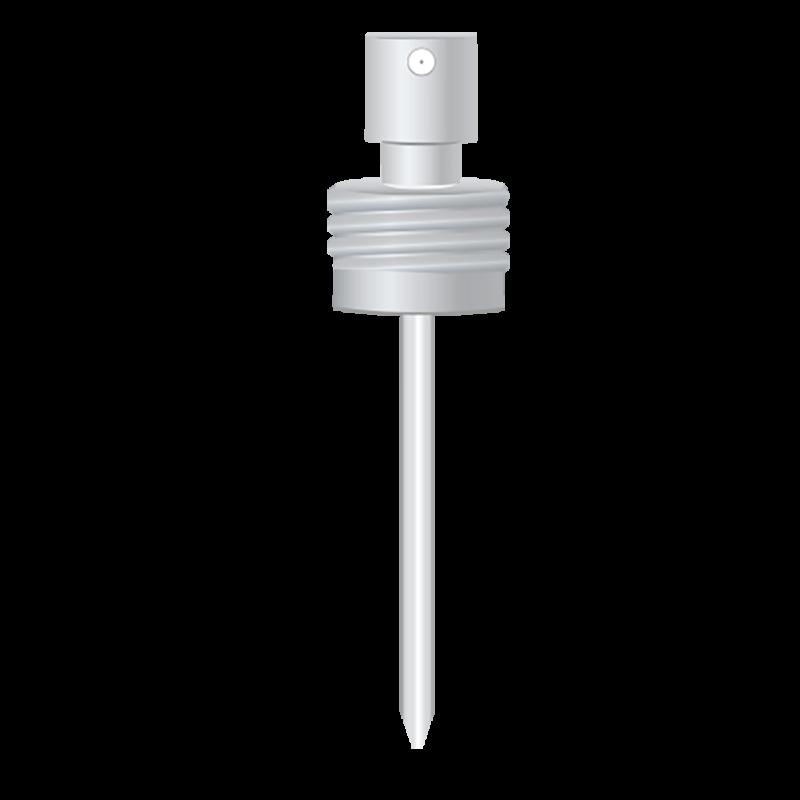 Private Label Packaging Aluminum Fine Mist Sprayer
