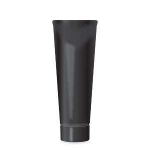 Private Label Packaging Black Bindi Tubes