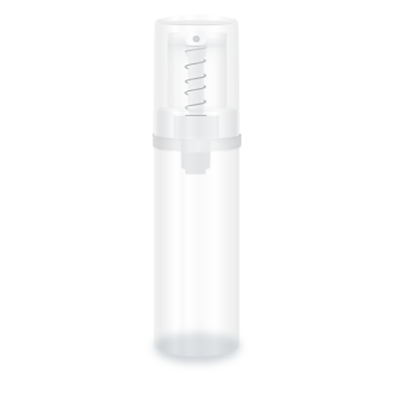 Private Label Packaging Christi White Airless Pump