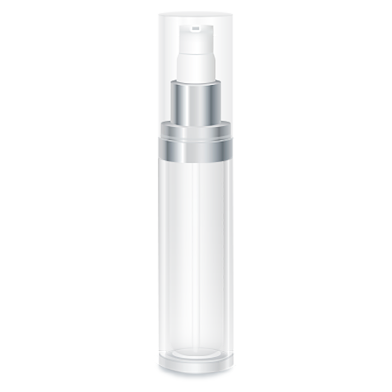 Private Label Packaging Cindi Acrylic Pump