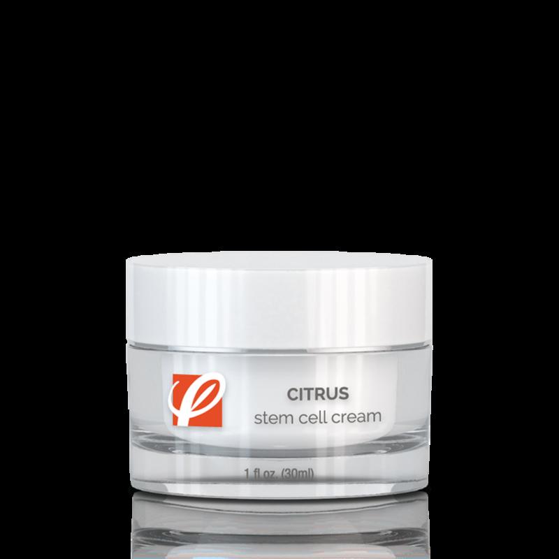Private Label Citrus Stem Cell Cream
