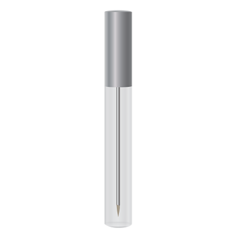 Private Label Packaging Frosted Eyeliner Container