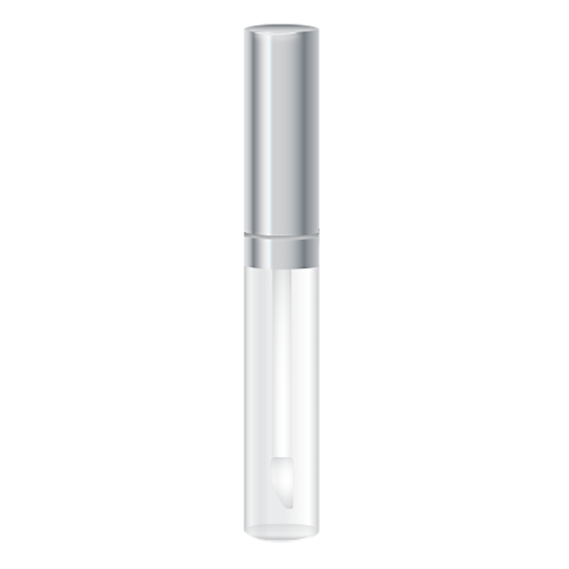 Private Label Packaging Frosted Lipgloss Container