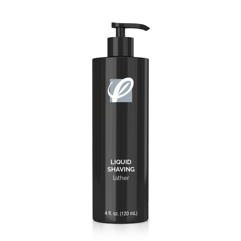 Private Label Men's Liquid Shaving Lather