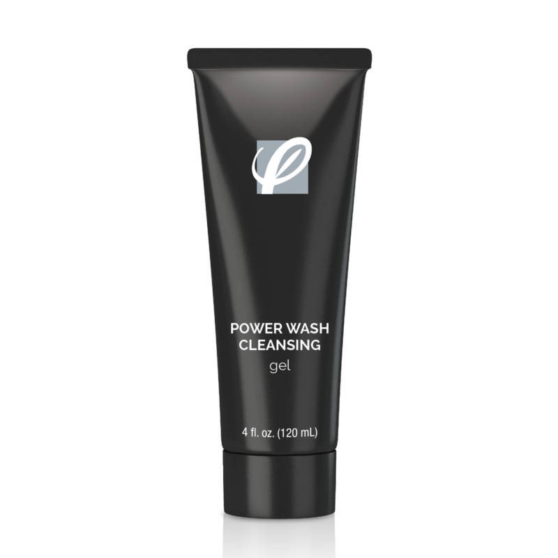 Private Label Men's Power Wash Cleansing Gel