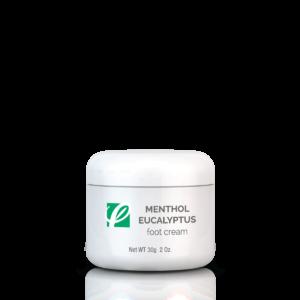 Private Label Menthol Eucalyptus Foot Cream