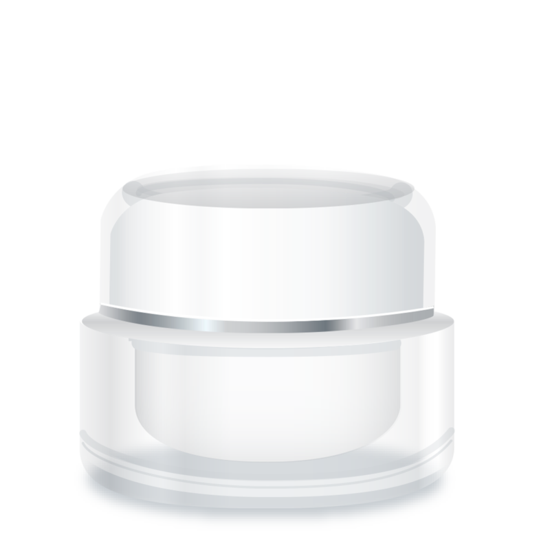 Private Label Packaging Morgen Acrylic Jar