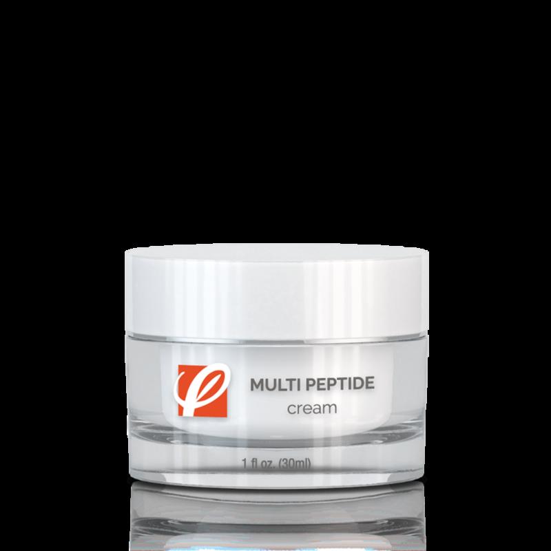 Private Label Multi Peptide Cream