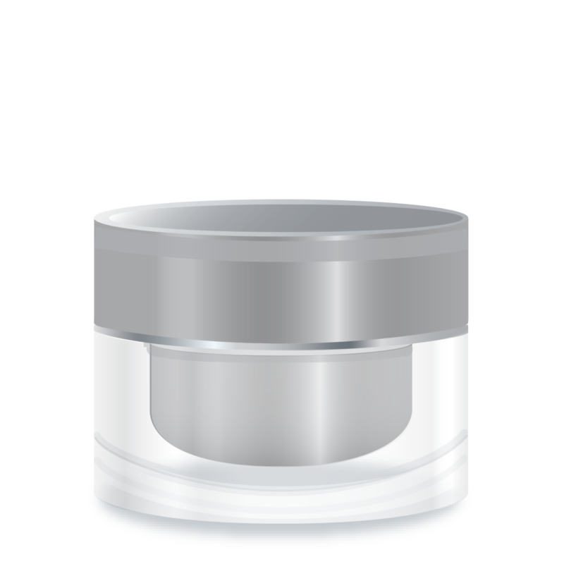Private Label Packaging Lisa Platinum Jar