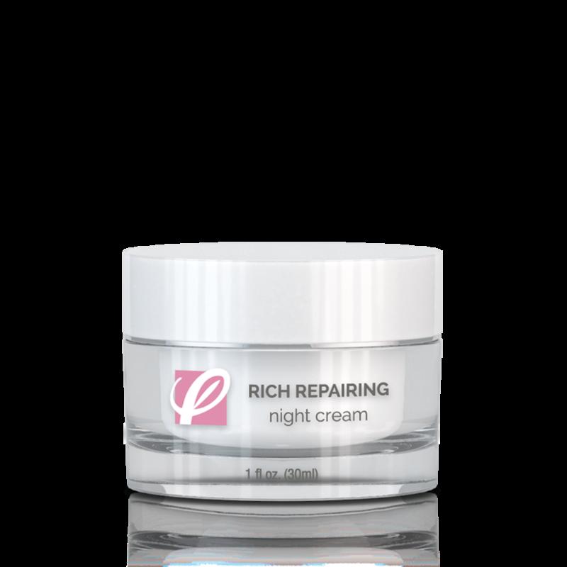 Private Label Rich Repairing Night Cream