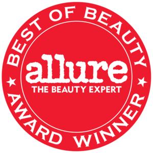 Best Of Beauty Allure Award Winner Seal Image