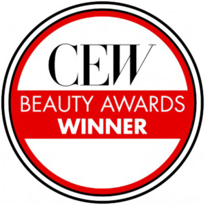 CEW Beauty Awards Winner Seal Image