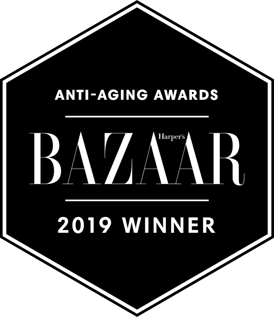 Anti-aging Awards Bazaar 2019 Winner Seal Image