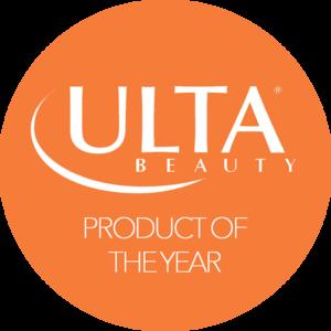 Ulta Beauty Product Of The Year Award Seal Image