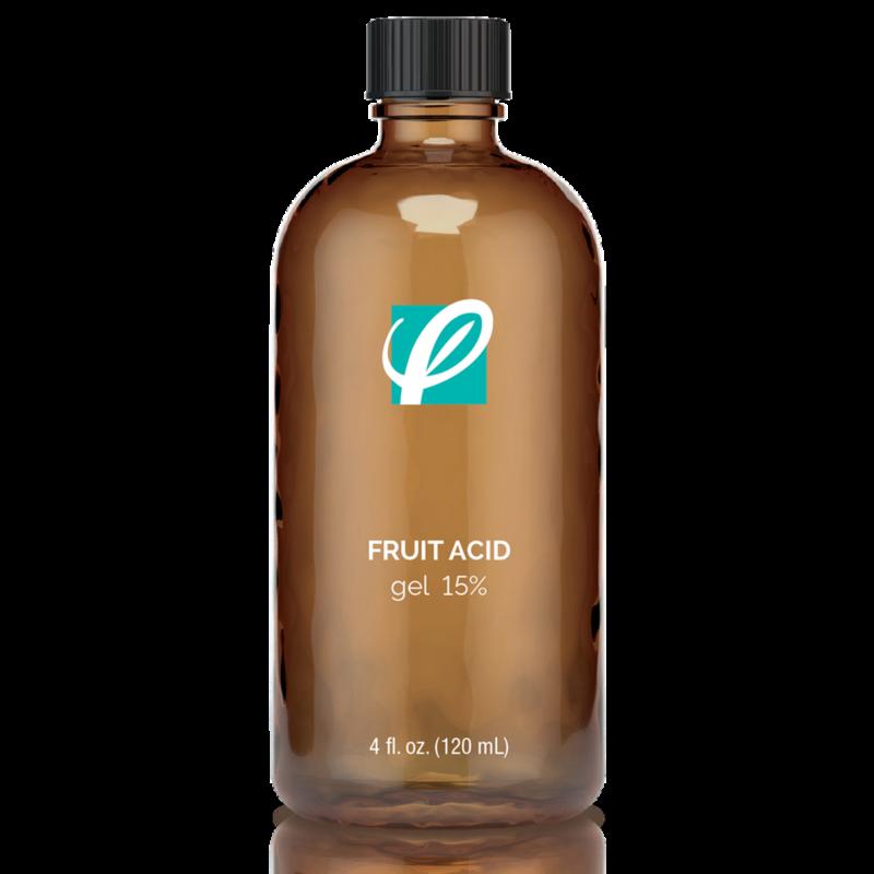 Private Label - Fruit Acid Gel 15 Percernt
