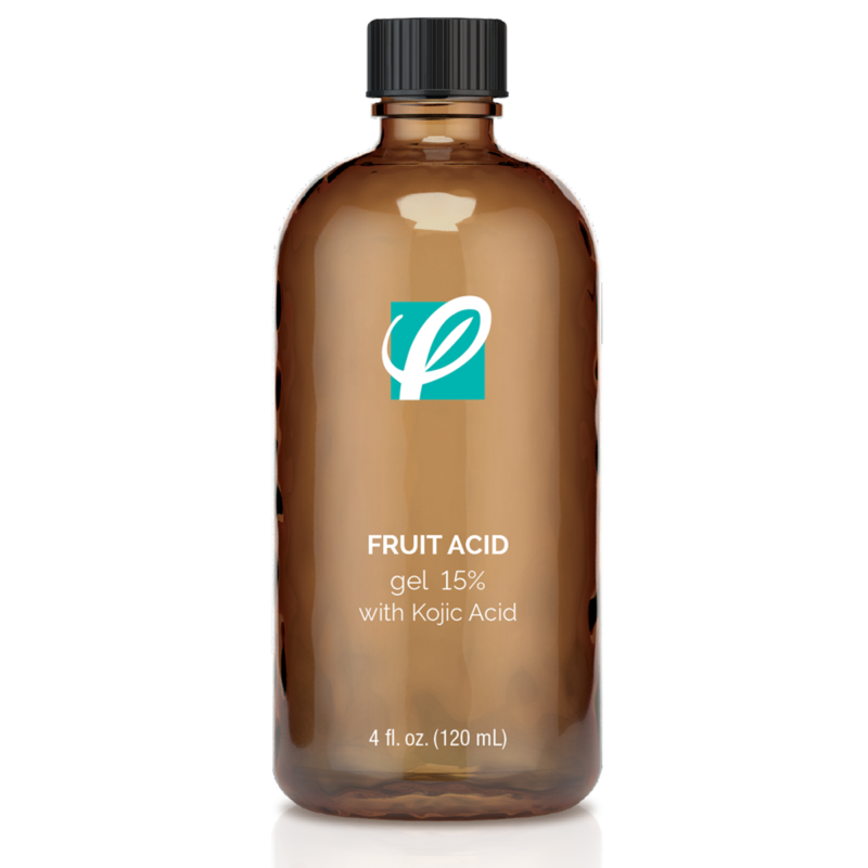 Private Label - Fruit Acid Gel 15% with Kohic Acid
