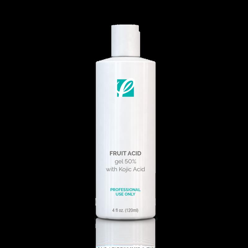 Private Label - 50% Fruit Acid Gel with Kojic