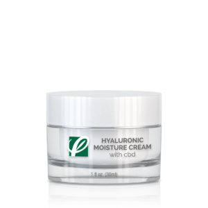 Private Label Hyaluronic Moisture Cream With CBD