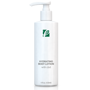 Private Label Hydrating Body Lotion With CBD