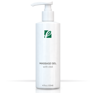 Private Label Massage Gel With CBD