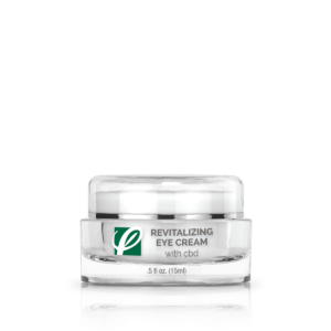 Private Label Revitalizing Eye Cream With CBD